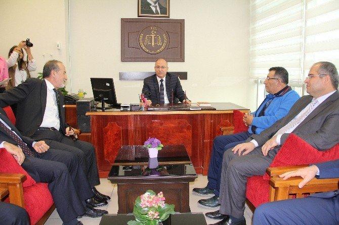 Mersin Adliyesi'nde Medya İletişim Bürosu Kuruldu