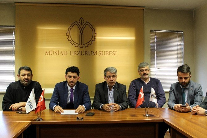 Genç Müsiadlılar Erzurum'da Buluşacak