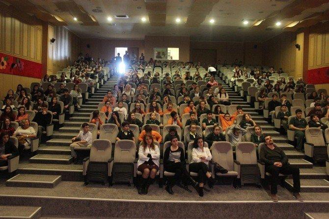 Öğrencilere Küresel Isınma Ve İklim Değişiklerinin Önemi Anlatıldı