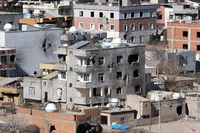 Operasyonların Bittiği Cizre'de Kontrollü Patlamalar Devam Ediyor