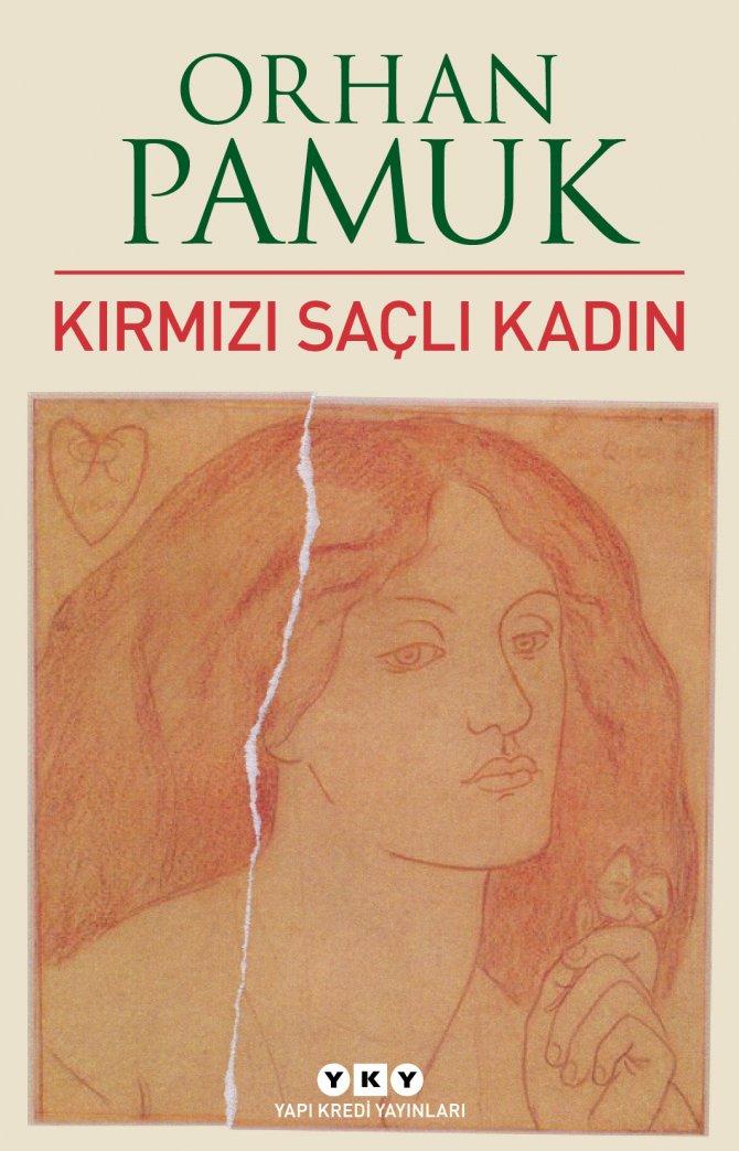 Orhan Pamuk'un Kırmızı Saçlı Kadın romanı 2. baskısını yaptı