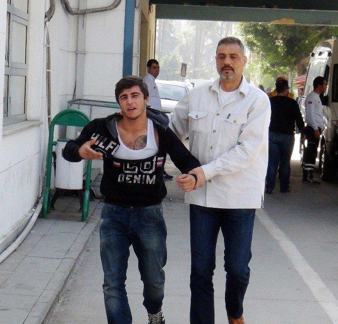 Mersin'deki Terör Zanlıları Adliyeye Sevk Edildi