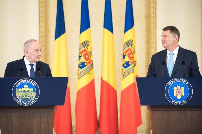 Moldova'ya kredi için reform şartı