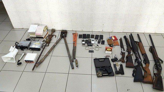 Sakarya'da Hırsızlık Çetesine Şafak Operasyonu: 13 Gözaltı