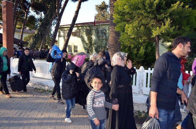 İzmir'den Avrupa'ya Yürek Sızlatan Kaçış Mücadelesi