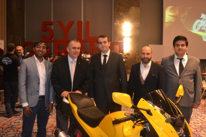 Hintli motosiklet devinin Türkiye'de fabrika kuracağı il belli oldu