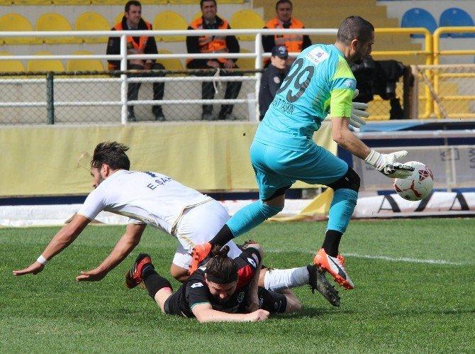 İzmir'de Gergin Amedspor Maçı