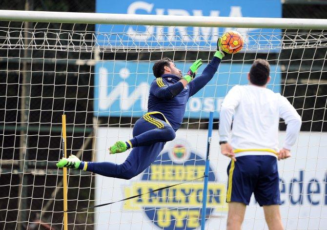 Lokomotiv Moskova'yı Fenerbahçe, Bursaspor hazırlıklarına başladı