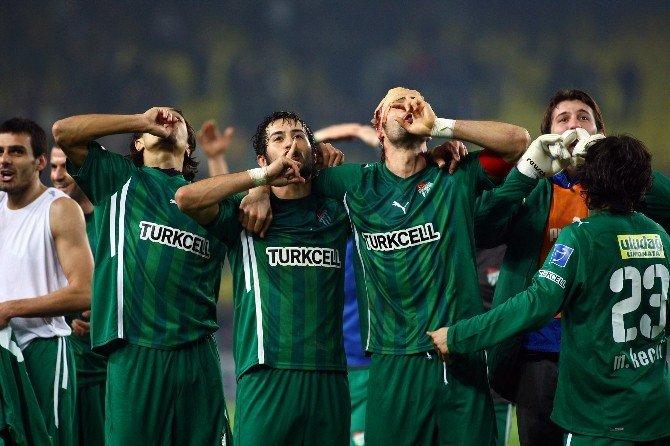 Bursaspor, 2 Bin 190 Gün Sonra Galip Gelmek İstiyor