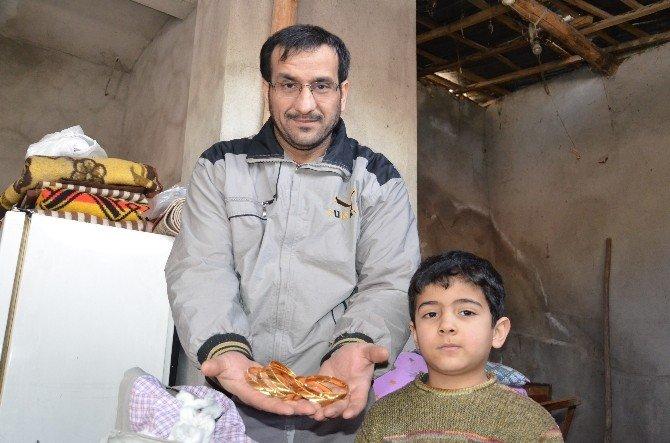 Suriyeli Ailenin Örnek Davranışı