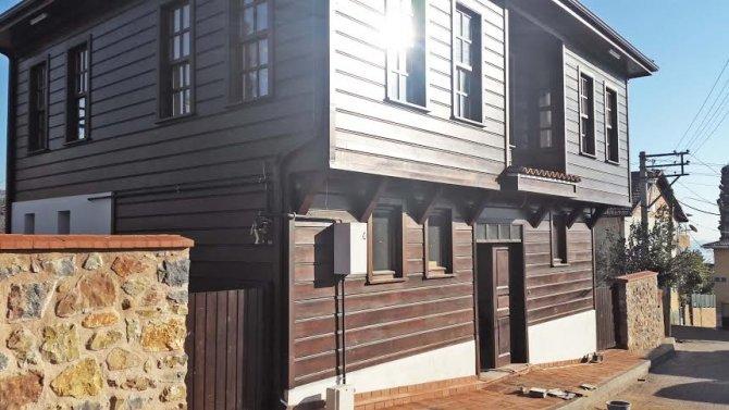 Tarihi Tavşancıl evi restore edildi