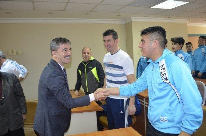 Başkan Şirin'den Turgutlu'nun Gururu Gençlere Teşekkür