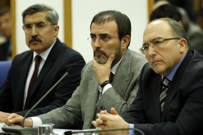 Plan ve Bütçe Komisyonu'nda Kültür ve Turizm Bakanlığı'nın bütçesi görüşülüyor