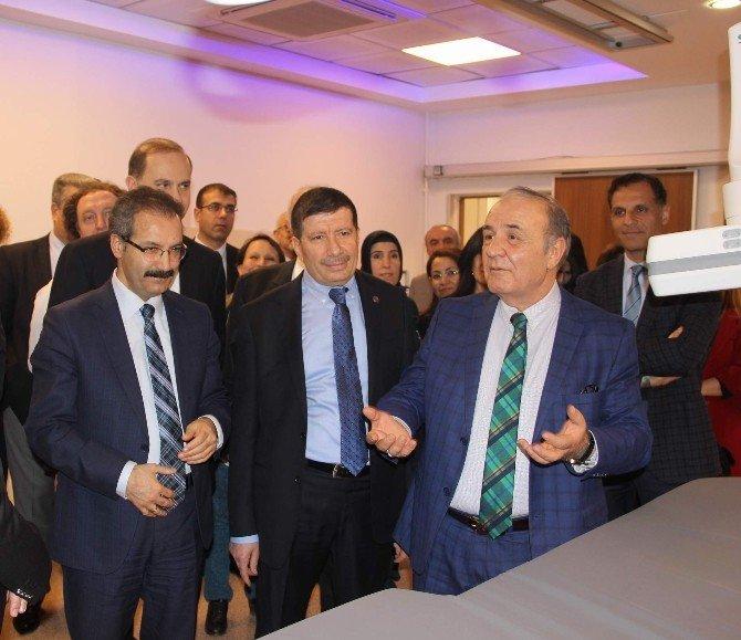 Türkiye'nin İlk 3 Boyutlu Anjiyografik Cihazı Gaziantep'te Hizmete Girdi