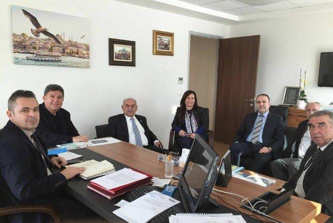 Yalova'da Sağlık Serbest Bölgesi Çalışmaları Sürüyor
