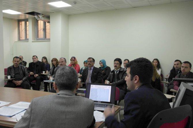Yozgat'ta 'hasta-çalışan memnuniyeti' toplantısı