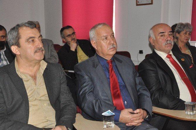 """Zonguldak Belediyesi Tarafından """"Kentsel Dönüşüm"""" Bilgilendirme Toplantısı Yapıldı"""