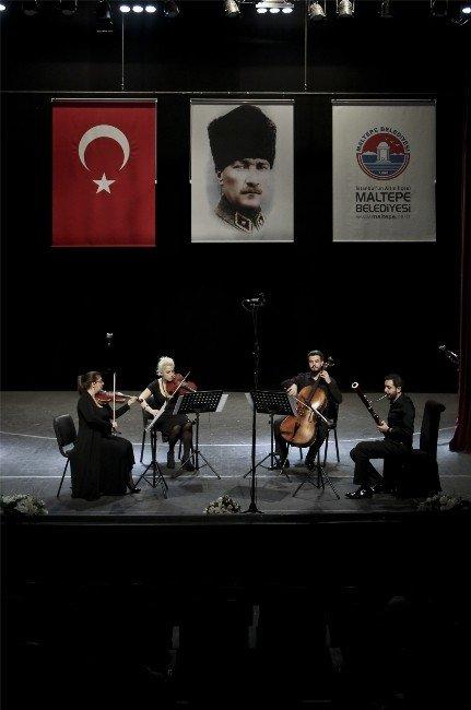 Maltepe'de Oda Müziği Festivali Coşkusu