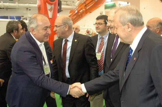 Beton Ankara 2016 Fuarı Açıldı