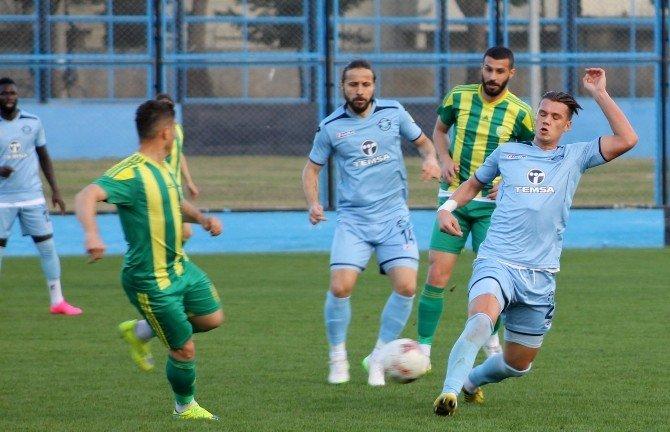 Adana Demirspor Hazırlık Maçını 1-0 Kazandı