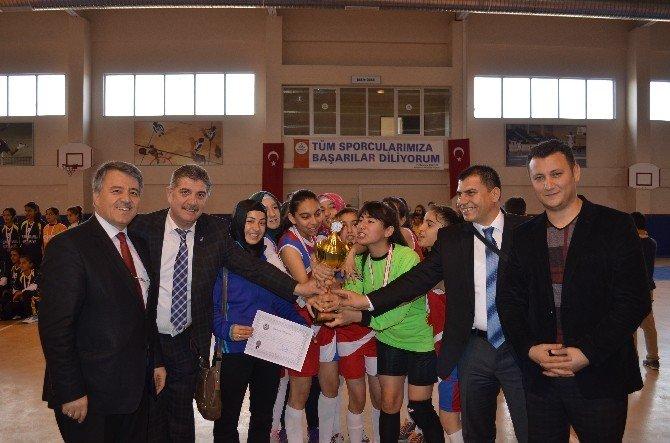 Satranç Ve Futsal İl Birincileri Belli Oldu
