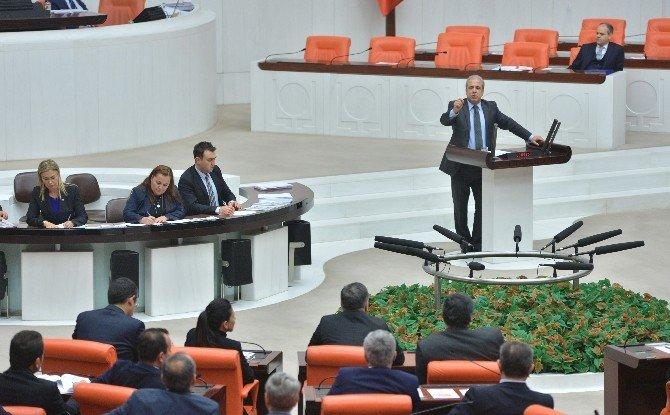 """AK Parti'li Tayyar: """"PKK Ve Pyd'yi Korumak İçin Harekete Geçtiler"""""""