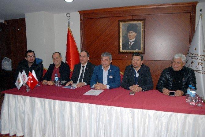 Akdeniz Gazeteciler Federasyonu Terörü Lanetledi
