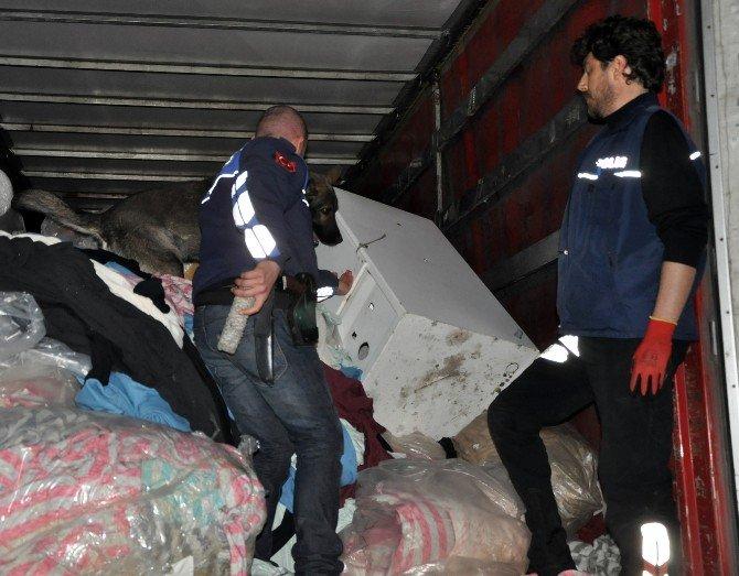 Aksaray'da Operasyonun Görüntüleri Ortaya Çıktı