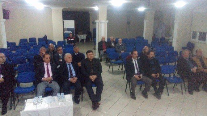 Alaplı Kent Konseyi Genel Kurulu Yapıldı