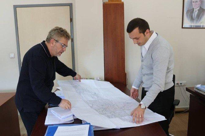 Akçakoca'da Kanalizasyon Alt Yapı Projeleri Hazırlanıyor