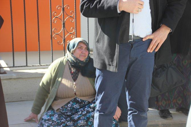 Çankırılı şehit Cumali Akman, babaevine getirildi