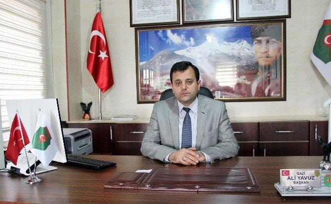 Şehit Aileleri Derneği Başkanı Ali Yavuz:
