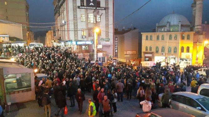 Artvin'de maden karşıtı eyleme binlerce kişi katıldı