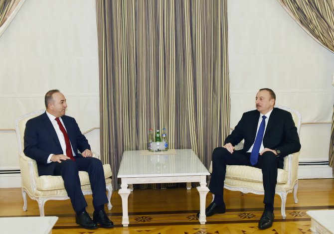 Aliyev: Terör eylemi Azerbaycan'ı da sarstı