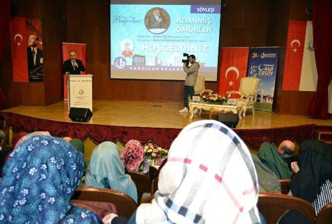 """Gazeteci-yazar Mustafa Karahasanoğlu: """"Meyve Veren Ağaç Taşlanır"""""""