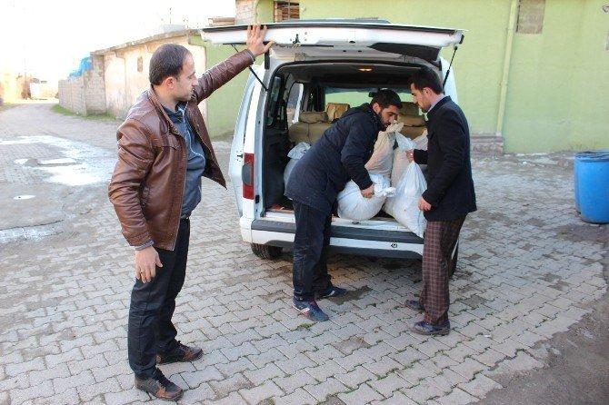 Batman Umut-der'den Silopi'deki Muhtaçlara Gıda Yardımı