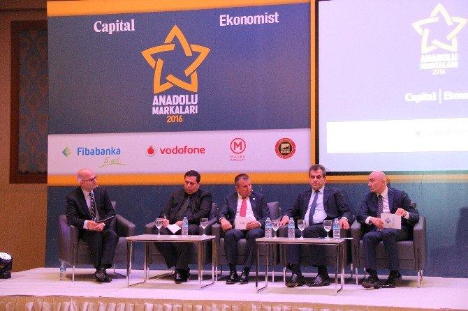Bölgenin İlk Kurulan Vakıf Üniversitesi HKÜ, Anadolu Markalar Organizasyonunda