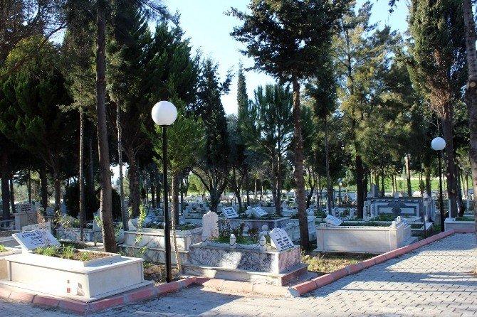 Didim Asi Mezarlığın Çehresi Değişti