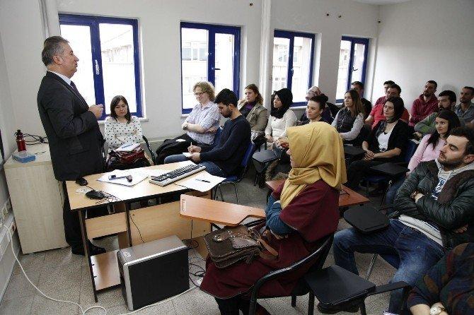 Odunpazarı'ndan Girişimcilik Eğitimi