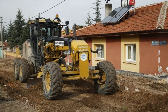 Karacaşehir'de Yaya Yolu Sorunu Çözülüyor