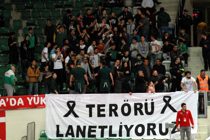 Galatasaray Odebank 73 - Banvit: 74