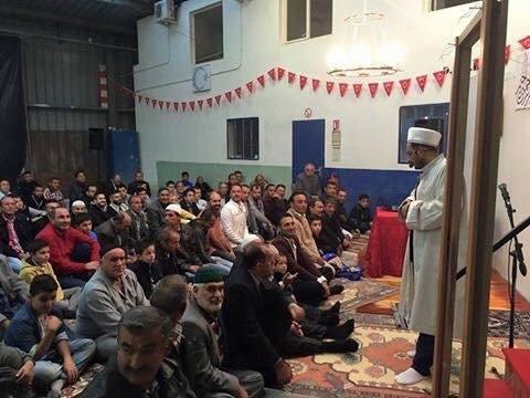 Fransa'daki belediye başkanı: Türk camisine artık bu şehirde yer yok