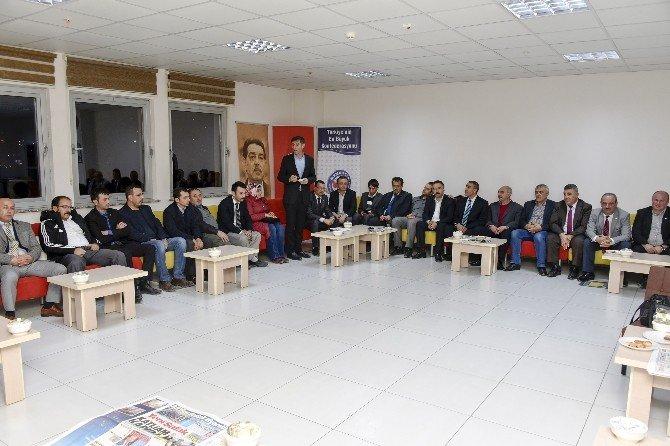 Gümüşhane'de Memur-sen'e Bağlı Engelli Komisyonu Başkanlığı Kuruldu