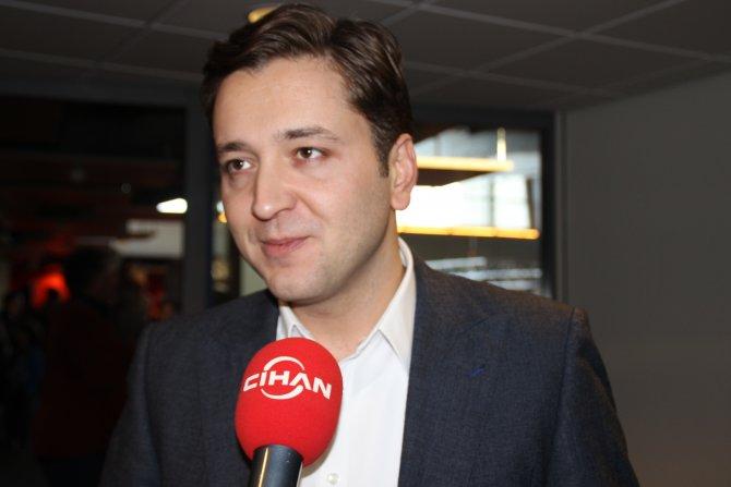 Hollandalı Türk STK temsilcileri terörü lanetledi
