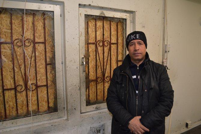 Ses bombası atılan Türk kültür derneği başkanı: Kürtlerle kardeşçe geçiniyoruz