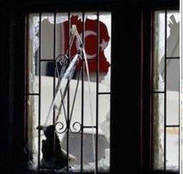Stockholm'de Türk Kültür Derneğine Saldırı