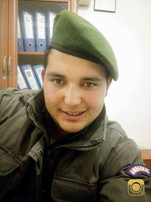 İzne Geldiği Baba Ocağında Ölen Asker Son Yolculuğuna Uğurlandı