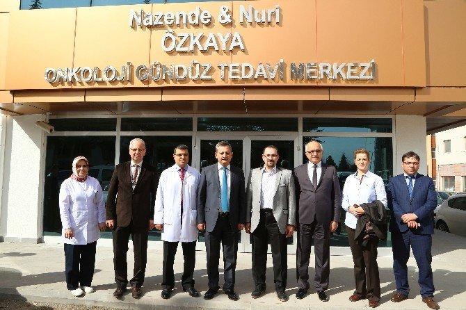 Türkiye'nin En Gelişmiş Gündüz Tedavi Merkezi Erciyes Üniversitesi'nde