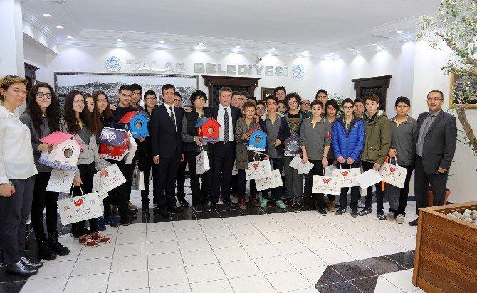 Başkan Palancıoğlu'dan Gençlere İnovasyon Dersi