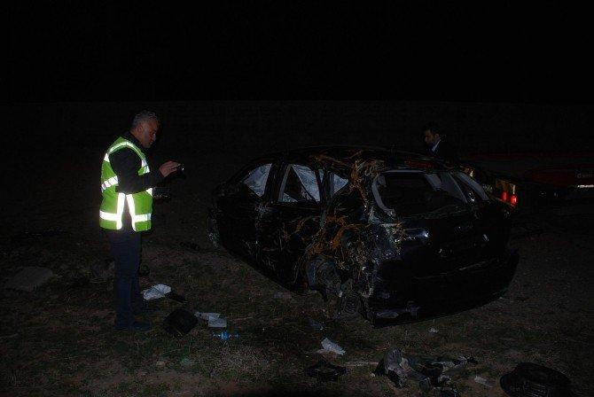 Batman'da Trafik Kazası 1: Yaralı
